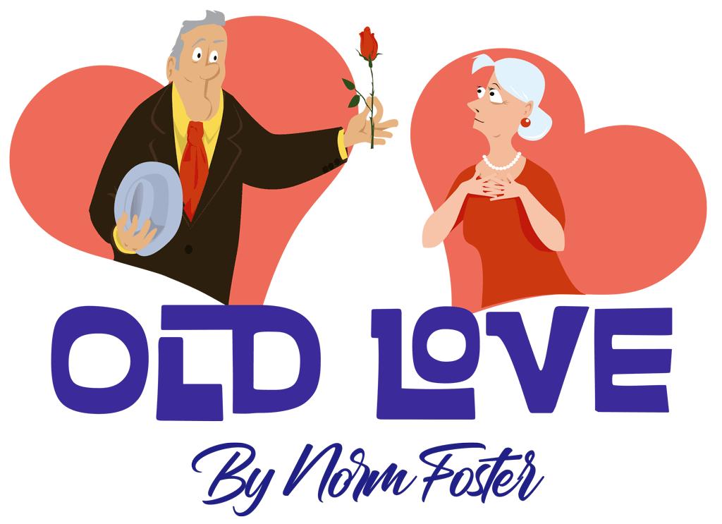 Old Love Illustration